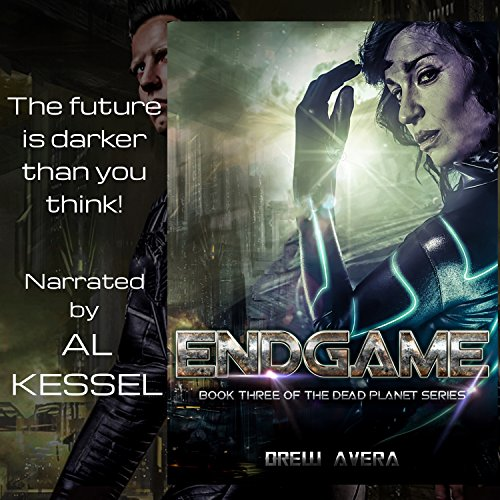 Endgame audiobook cover art