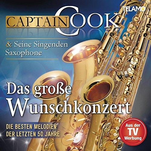 Das große Wunschkonzert - Die besten Melodien der letzen 50 Jahre