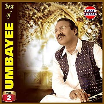 Best of Umbayee, Vol. 2