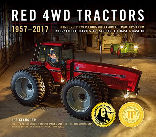 Red 4WD Tractors (Red Tractors)