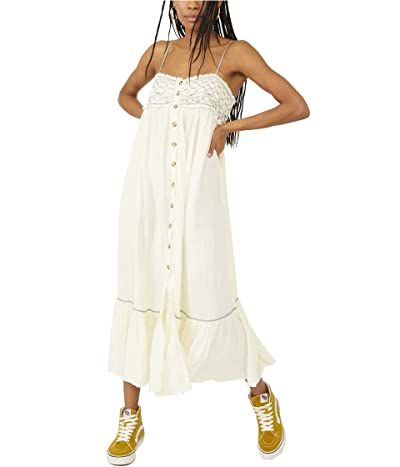 Free People Linda Jo Midi Dress