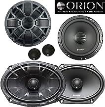 "$159 » Orion XTR65.SC 6.5"" 450Watts Component Speakers + XTR69.2 6x9 400W 2-Way Coaxial Speaker Combo"