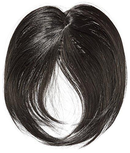 Balmain Clip in Fringe, mysterious black, 12-20 cm, 2er Pack, (2x 1 Stück)