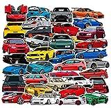 Best Jdm Stickers - 100 Packs JDM Sport Car Racing Stickers Water Review