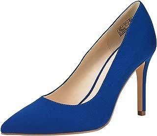 cobalt high heels