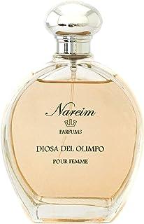 DIOSA DEL OLIMPO EAU DE PARFUM DE NAREIM PARFUMS - PERFUMES DE MUJER -VAPORIZADOR 100ML- PERFUME DE LARGA DURACIÓN ELABORA...