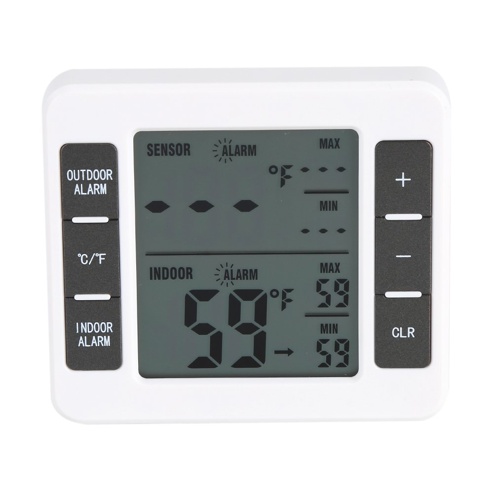 Refrigerator Thermometer with Trust Wireless 2021 spring and summer new Aud Sensors Temperature