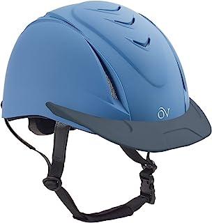 Ovation 大号/X 大号舒适透气豪华学校头盔蓝色