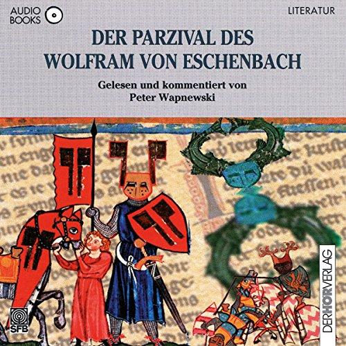 Der Parzival des Wolfram von Eschenbach Titelbild