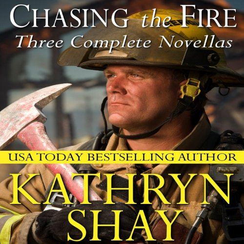 Chasing the Fire audiobook cover art