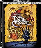 The Dark Crystal Steelbook (4K Ultra HD+Blu-ray+Digital)NEW-Free S&H w/Tracking