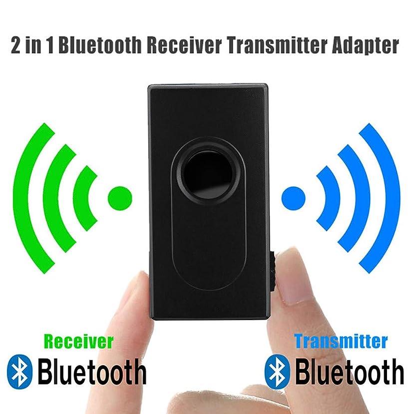 ??Jonerytime??Bluetooth V4 Transmitter Receiver Wireless A2DP 3.5mm Stereo Audio Music Adapter