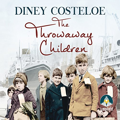 The Throwaway Children audiobook cover art