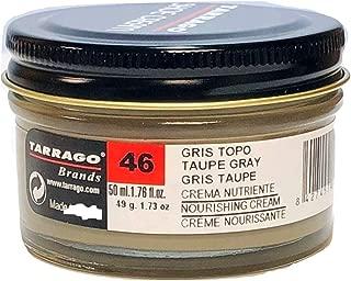 Tarrago Shoecream Jar 50Ml. Taupe gray #46