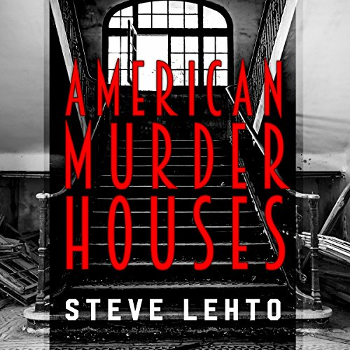 American Murder Houses audiobook cover art