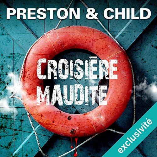 Croisière maudite audiobook cover art
