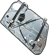 A-Premium Power Window Regulator and Door Panel without Motor for Volkswagen Passat 1998-2005 Front Right Passenger Side
