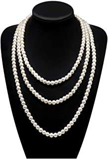 first pearl necklace
