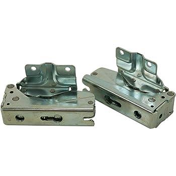 267189+267190 SIEMENS Refrigeration KU15RA50FF//02 KU15RA50GB//01 Hinge Kit