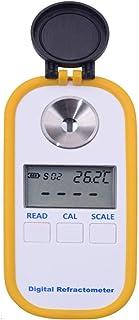 Diagnostic, Outils de Test et de Mesure Réfractomètre numérique Portable au Miel Réfractomètre à Indice de réfraction Brix...