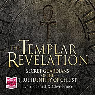 Couverture de The Templar Revelation