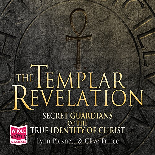 The Templar Revelation audiobook cover art
