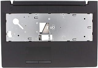 MOTOKU Set of 2 Palmrest Upper Case and Bottom Base Cover Case with Touch for Lenovo G50 G50-70A G50-70 G50-70M G50-80 G5...