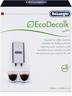 Delonghi Détartrant pour Machine à Café - (2 x 100 ml)