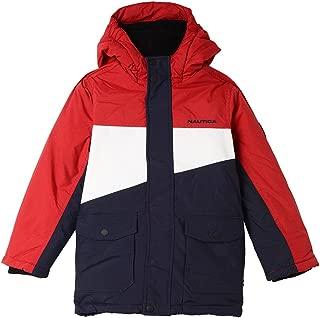 Boys' Colorblocked Snorkel Coat