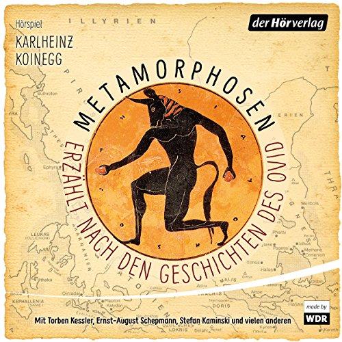 Metamorphosen - Erzählt nach den Geschichten des Ovid audiobook cover art