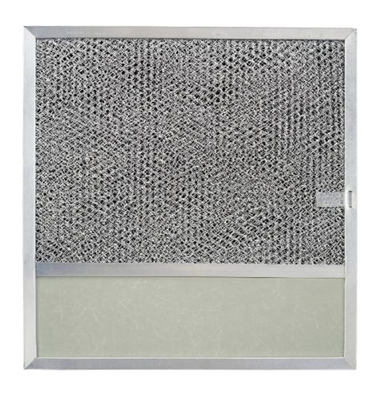 Broan BP57 Aluminum Filter With Light Lens for 43000 Series Range Hood, 11-3/8 x 11-3/4-Inch kctmgsccabsif51