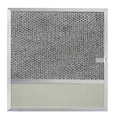 Broan BP57 Aluminum Filter With Light Lens for 43000 Series Range Hood, 11-3/8 x 11-3/4-Inch