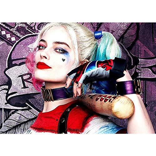 619L-HO4qIL Harley Quinn Paintings