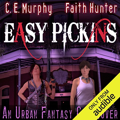 Easy Pickings audiobook cover art