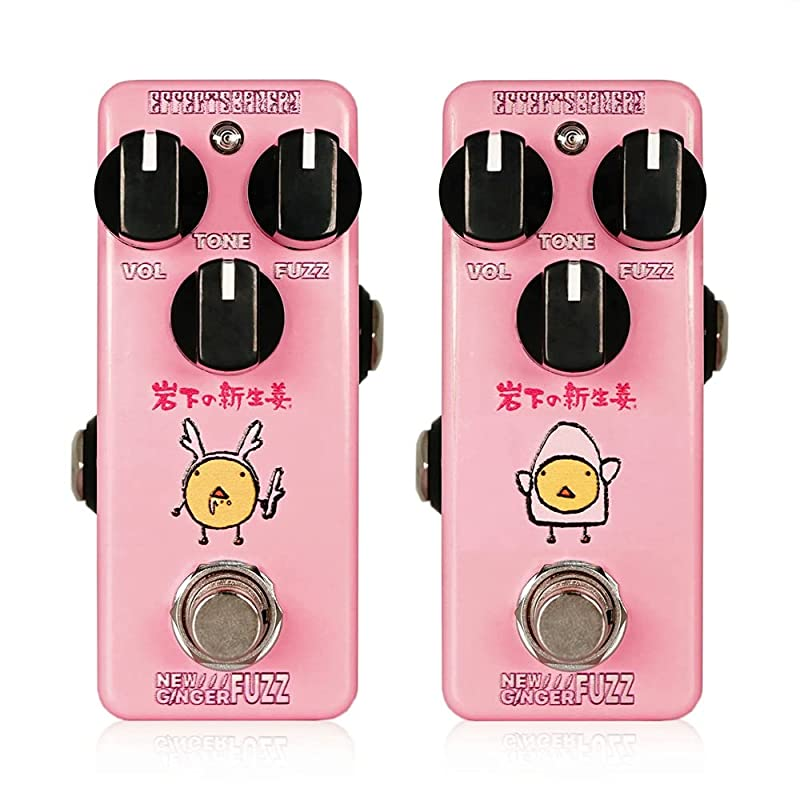 Effects Bakery New Ginger Fuzz
