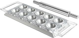 Ravioli Tablet Marcato - moule à ravioli argent