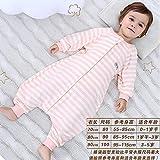 QFYD FDEYL Saco de Dormir para niños,Saco de Dormir de bebé Transpirable de...