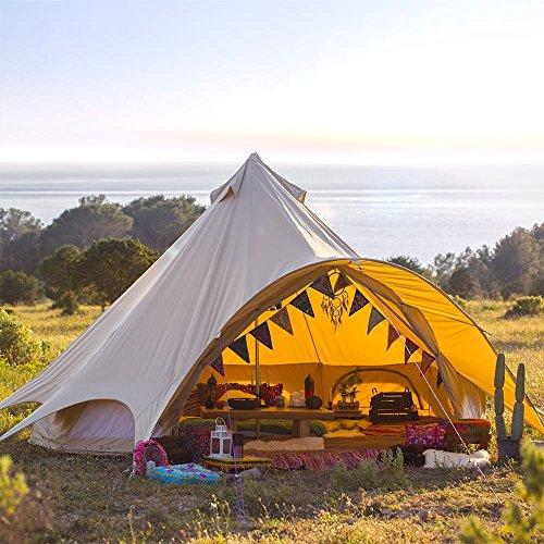 Boutique Camping tiendas campaña 5m arena