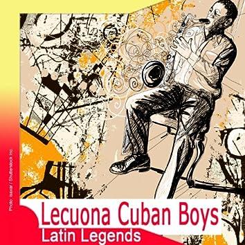 Latin Legends: Lecuona Cuban Boys (Remastered)