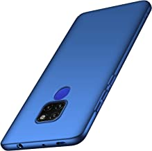 Phone Case for Huawei Mate 20 Case [Anti-Scratch] [Durable Premium Plastic] [Ultra Thin] [Silky Feel] Slim Protective Hard...