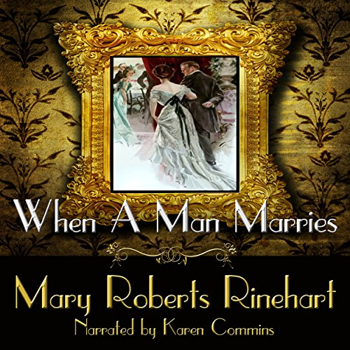 When a Man Marries audiobook cover art