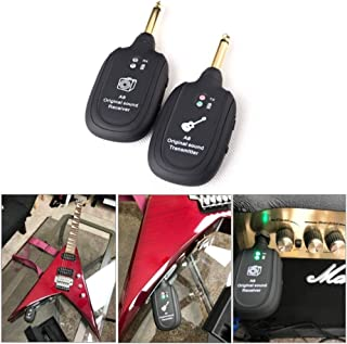 Toys&Hobbies For Electric Guitar Wireless Sound Pickup Wireless Transmission System