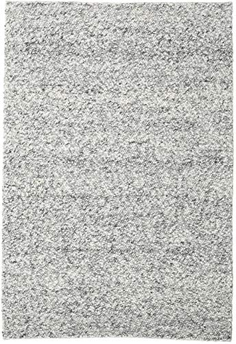 CarpetVista Alfombra Bubbles - Melange Gris 200x300 Alfombra Moderna