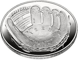 2014 Baseball Hall of Fame Dollar PR-60 US Mint