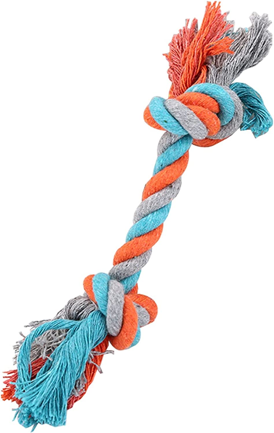 Max 72% OFF YSJJZDE Dog Toy 1pcs Pet Chew Three-Strand Special Campaign Rope Puppy Cotton