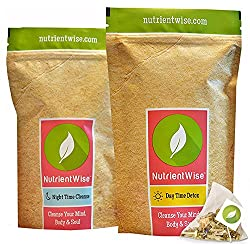 Grüner Detox-Tee – Die besten organischen Nahrungsergänzungsmittel auf Kräuterbasis zum Abnehmen und zur Reinigung