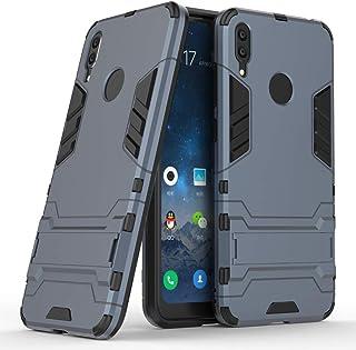 Huawei Y7 Prime 2019 / Huawei Y7 2019 Case, CaseExpert Shockproof Rugged Impact Armor Slim Hybrid Kickstand Protective Cov...