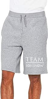 Custom Team Jon Snow - Game of Thrones Training Running Shorts for Man