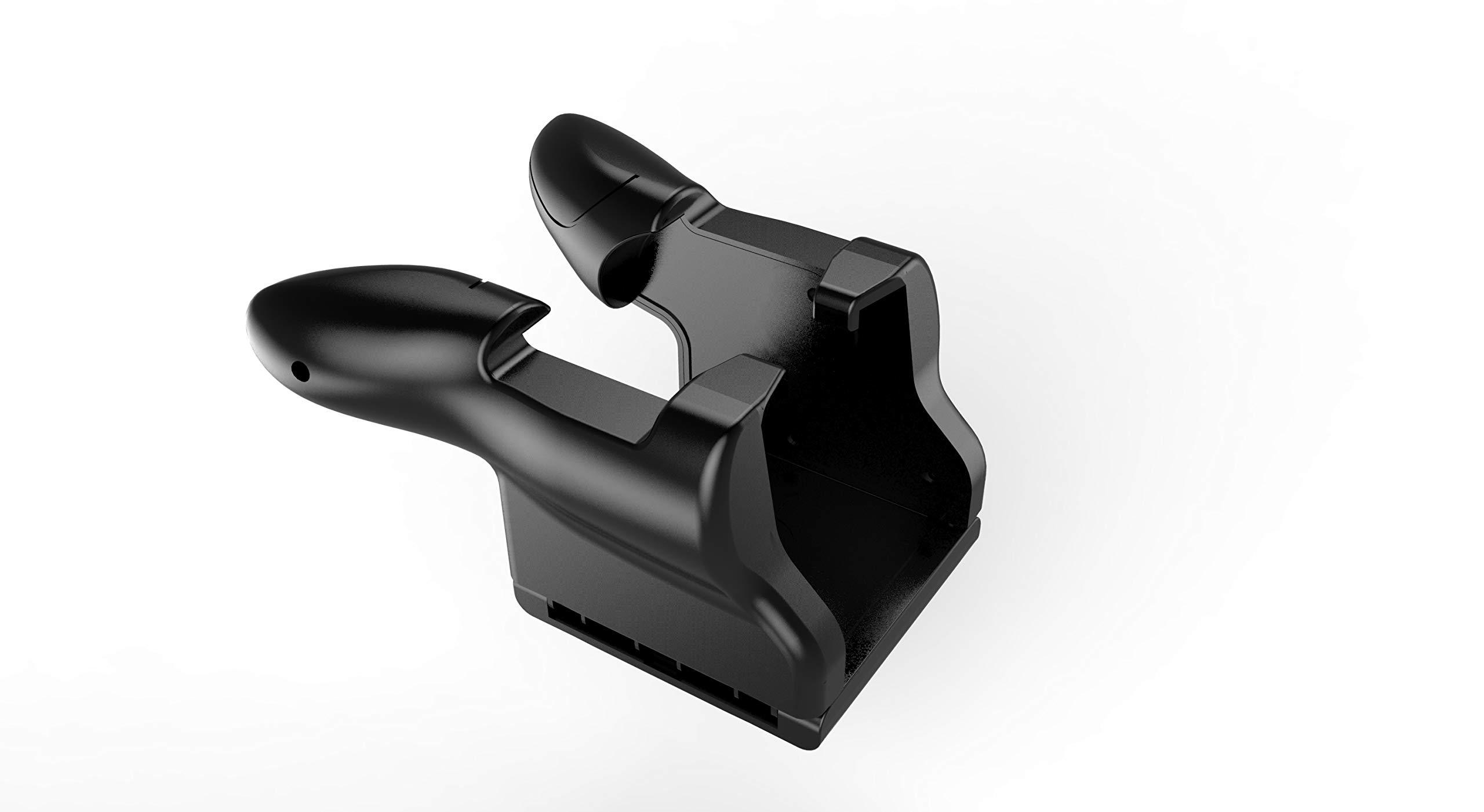 HEYSTOP Nintendo Switch Accessories, Nintendo Switch Grip Stand + ...