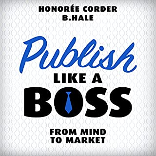 Publish Like a Boss audiobook cover art